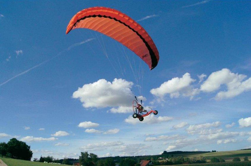 RC-Paraglider